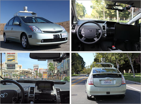 Driverless cars could be commonplace on our roads sooner than we think.