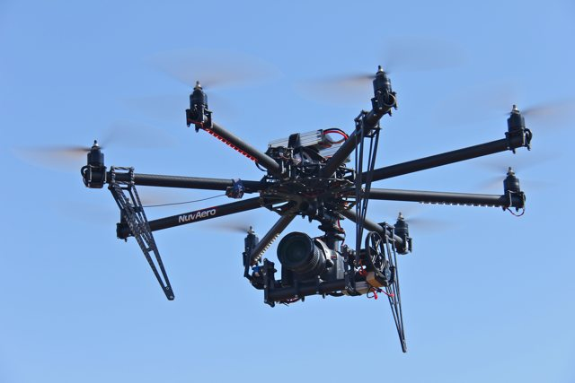 Can Unmanned Aerial Vehicles (UAVs) change insurance?