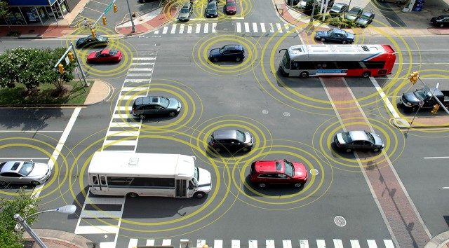 Driverless Cars - Where Standards Intersect