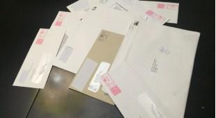 Last Week's Mail