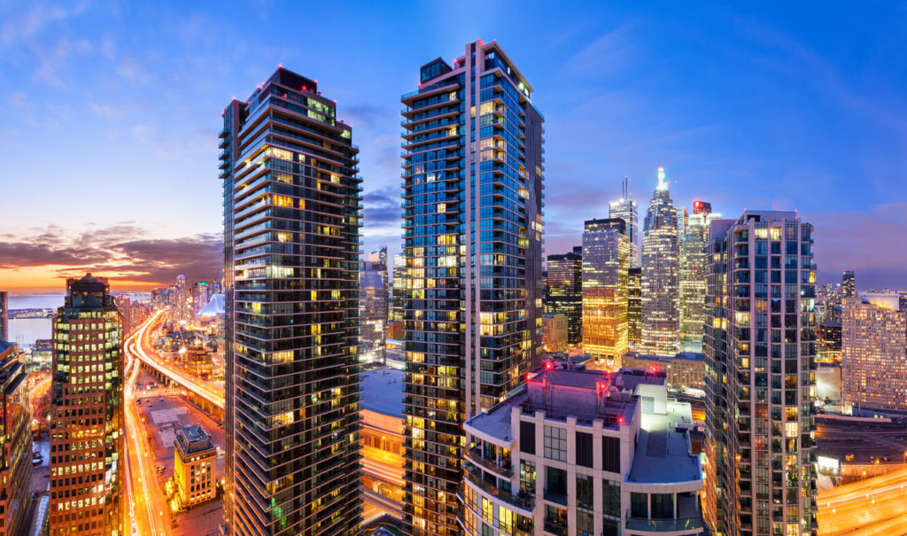 Getting apartment buildings and condominiums insured in Ontario